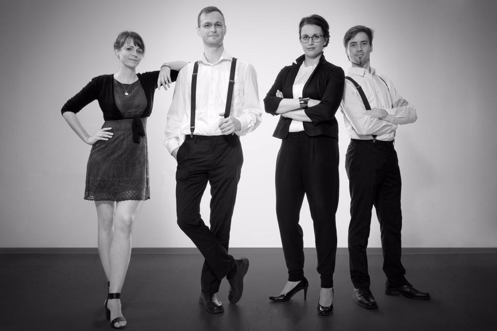 Phonetics - a cappella aus Weimar